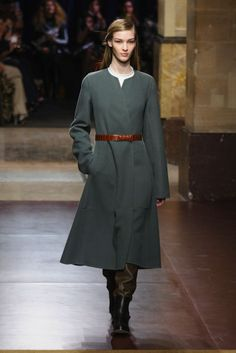 Hermes Fall 2014 Runway Review - theFashionSpot