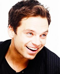 Sebastian Stan Smile