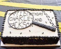 Beki Cook's Cake Blog: Spy or Secret Agent Birthday Cake Tutorial