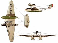 Hidroaviones: Savoia-Marchetti S-55