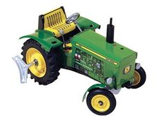 tracteur mcanique john deere 3120 en mtal toys shop pour enfants le petit