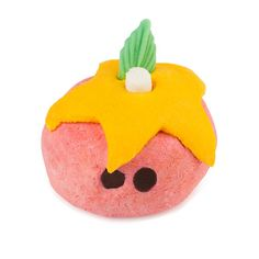 Mumkin Bubble Bar | Bubble Bars | LUSH Cosmetics: Crumble this cutie up for mounds of raspberry-scented bubbles.