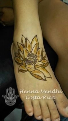 Henna Costa Rica Costa Rica, Henna Mehndi, Leaf Tattoos, Henna Tattoos