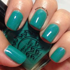 Great Lakes Lacquer Krazzzzie Fast Fingered Gamer Girl