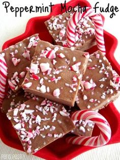 Check out this yummy Christmas candy treat!