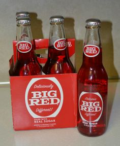 Big Red - reminds me of being at the campgrounds when I was younger :) Love!!