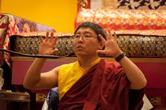 Let yourself become that space that welcomes any experience without judgement.  -- Tsoknyi Rinpoche