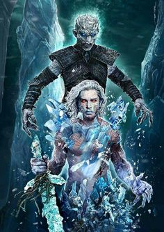 Maybe, maybe not... what do you think? Who will resurrect Jon? Mel or the Night's King? Or maybe, Jon will warg into Ghost...IDK, but the only thing I do know is that he is not dead-dead! He is the prince who was promised, HIS IS THE SONG OF ICE AND FIRE!!!