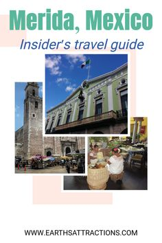 Discover the best things to do in Merida, Mexico from this complete Merida travel guide. From famous attractions in Merida to off the beaten path things to do in Merida, Merida restaurants and Merida hotels, everythings is included! Best things to see in Merida. #merida #mexico #travel #earthsattractions #travelguide #traveldestinations #mexicotravel Australia Travel Guide, Europe Travel Guide, Travel Guides, Travel Tips, Travel Articles, Cancun Vacation, Mexico Vacation, Mexico Travel, Merida Hotels