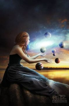 The very observation is an act of creation, and that consciousness is doing the creating. ~ Gregg Braden