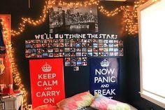 ohhhh a tumblr room. I wanna do this!
