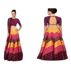 Stylish Attire Lehenga Choli - 7