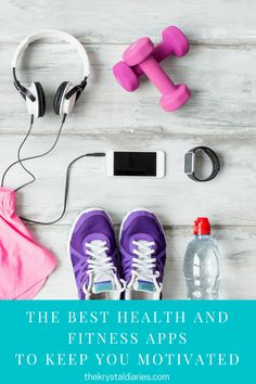 The Best Health and Fitness Apps // The Krystal Diaries Health And Fitness Apps, Group Fitness, Fitness Tips, Health And Wellness, Fitness Motivation, Fun Workouts, At Home Workouts, Body Workouts, Get Healthy