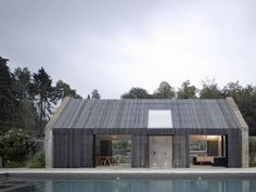 Michaelis Boyd Associates — Gloucestershire Pool House and Stables: