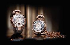 Bovet Amadeo Convertible Pocket watch