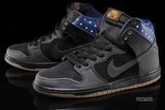 Nike SB Dunk High 'Stars' | KicksOnFire.com