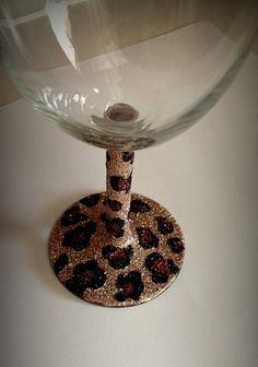 16 Useful DIY Ideas How To Decorate Wine Glass.