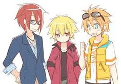 Allen, Neil, and Rod from HM:ANB