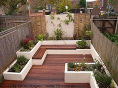Garden Design, Garden Installation and Garden Maintenance throughout London Growing Gardens, Small Gardens, Outdoor Gardens, Dream Garden, Home And Garden, Patio Ideas, Landscaping Ideas, Garden Ideas, London Garden
