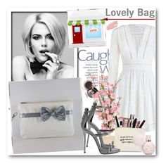"""""""Lovely Bag 5"""" by fashionmonsters ❤ liked on Polyvore featuring Zimmermann, Chanel, Giuseppe Zanotti and Jane Iredale"""