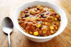 Pumpkin Chili? Yes, please!