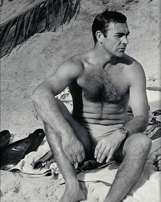 Naked sean connery