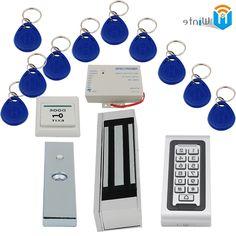 27.14$  Buy here - https://alitems.com/g/1e8d114494b01f4c715516525dc3e8/?i=5&ulp=https%3A%2F%2Fwww.aliexpress.com%2Fitem%2FPower-supply-RFID-Keychain-card-Electric-Door-Lock-601-rfid-Card-Reader-exit-button-DIY-KIT%2F32778680701.html - Power supply+RFID Keychain card+ Electric Door Lock+601 rfid Card Reader+exit button DIY KIT Access Control Door system Winte