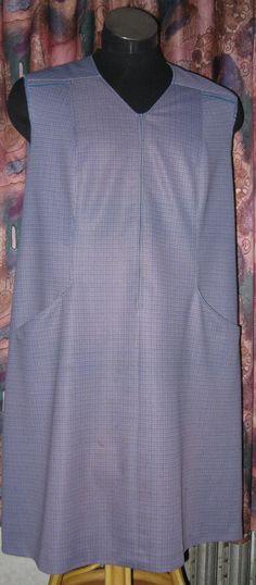 Винтажное женское платье без рукавов на подкладке на от VIRTTARHAR