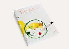 Toast: una nuova rivista parla delle idee che ci sono dietro ai cibi