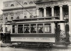 111 years ago, they started to stroll along our city. Happy birthday to the #Lisbon trams!