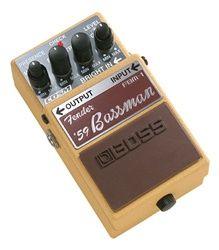 L.A. Music Canada Roland Boss FBM 1 Legend Series Fender Bassman Pedal