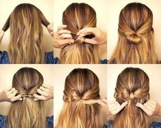 15 Stunning Ways to Wear a Ponytail Fast Hairstyles, Short Bob Hairstyles, Ponytail Hairstyles, Summer Hairstyles, Easy Hair Cuts, Short Hair Cuts, Short Hair Styles, Glamorous Hair, Hair Trim