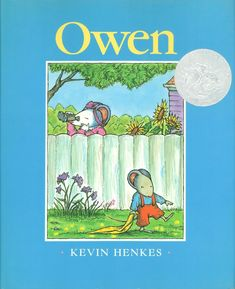 1994 Caldecott Honor: Owen by Kevin Henkes (Greenwillow)
