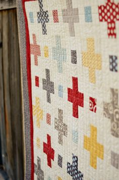Moda Bake Shop: Positively Perfect Nap Quilt