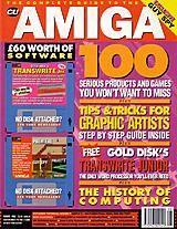 CU Amiga (Aug 1992) front cover