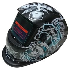 Auto Darkening Solar Welding Helmet ARC TIG MIG Weld Welder Lens Grinding Masks 20