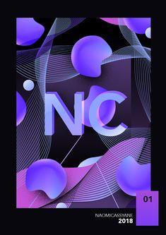 NC #baugasm #poster