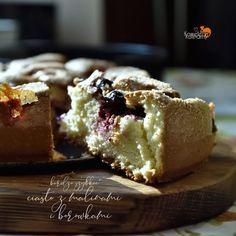 super szybkie CIASTO ZMALINAMI IBORÓWKAMI Pie, Food, Torte, Cake, Fruit Cakes, Essen, Pies, Meals, Eten
