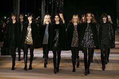Saint Laurent lance des créations de couture ultra-exclusives pour happy few