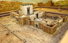 Herod's temple - Google Search