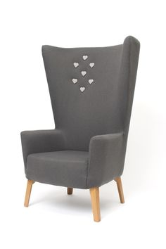 68 Best High Back Chairs Images In 2018 Armchair Business