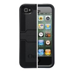OtterBox Reflex Series Case for iPhone 4/4S  - The Reflex Series is ready to respond in any situations- users can dock or even drop without worry. The case is compact and lightweight yet inside incorporates revolutionary, rule-defying technology.