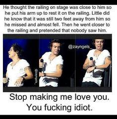 Oh Harry.![x