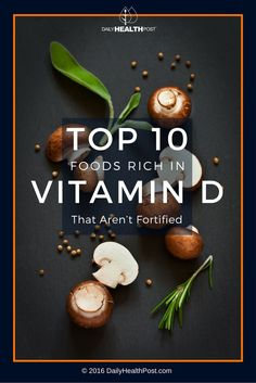 While the best way to get vitamin D is sunlight, certain foods can help supplement your�intake. Vitamin D is essential to bone health, cell health, and heart health. Consider adding some of the following foods rich in vitamin D to your diet�to get even more of this�essential nutrient.