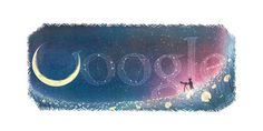 Very beautiful idea to help bring an astronomer's sight in a small picture. One favorite ! Google Doodle Images, Doodle Google, Google Homepage, Youtube Instagram, Art Competitions, Name Art, Art Google, Google Ideas, Art Drawings Sketches