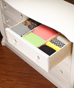 Another great find on #zulily! Cedar Expandable Dresser Drawer Divider - Set of Two #zulilyfinds
