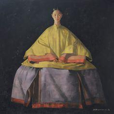 lu jian jun | ... lu jian jun c20901045 lu jian jun artiste peintre chinois de genie