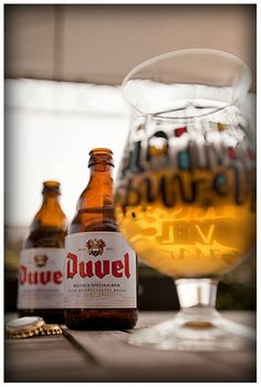#Duvel a great Belgian #beer