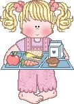 Cute colors clipart | Posted in CUTE COLOR NIÑAS | 14:40 | by Paula