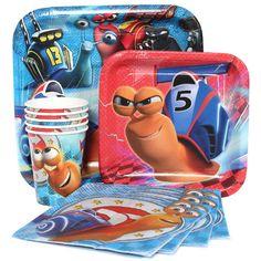 Turbo Birthday Party Supplies
